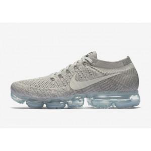 Nike Vapormax Flyknit Grises/Grises-Azules 849558-005