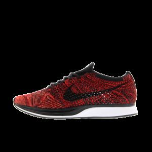 Nike Flyknit Racer Hombre Rojas 526628-608