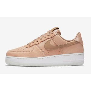 "Nike Air Force 1 '07 LX ""Horse Hair"" Naranjas 898889-800"