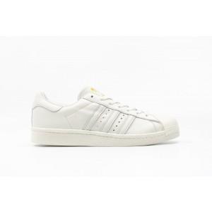 Adidas Superstar Boost Hombre Blancas BB0187