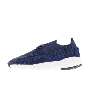 Nike Air Footscape Woven NM Hombre Azules 875797-400