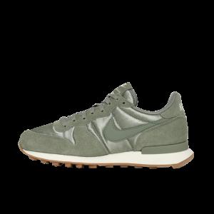 Nike Mujer Internationalist verdes 828407-015
