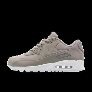 Nike AIR MAX 90 PREMIUM Hombre Grises 700155-007