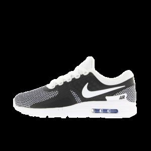 Nike AIR MAX Zero Essential Hombre Negras 876070-103