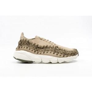 Nike Air Footscape Woven NM Hombre Khaki 875797-200