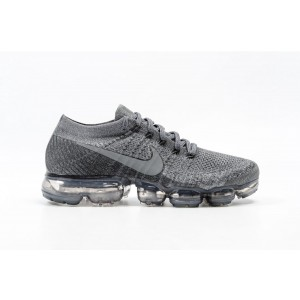 Nike Lab Air VaporMax Flyknit Hombre Grises 899473-005