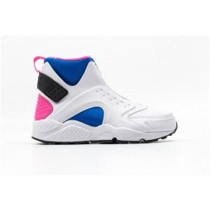 Nike Mujer Air Huarache Mid Premium Blancas 807313-100
