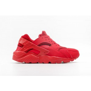 Nike Huarache Run GS Mujer Rojas 654275-600