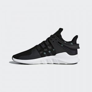 Hombre adidas Originals EQT Equipment Support ADV Negras/Blancas CQ3006