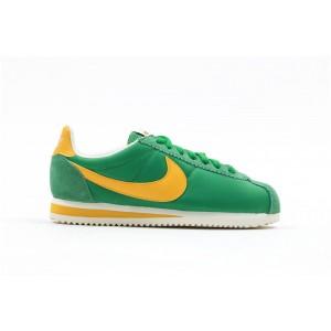 Nike Classic Cortez Premium XLV Mujer verdes 882258-301