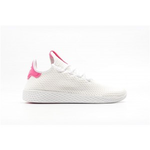 Adidas x Pharrell Tennis Hu Mujer Rosas BY8714