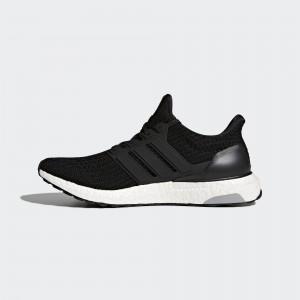 adidas Ultraboost Hombre Corriendo Zapatilla Negras/Blancas BB6166