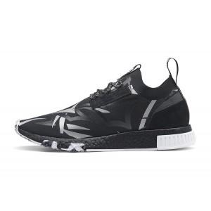 Juice x Adidas Consortium NMD Racer Negras/Blancas DB1777