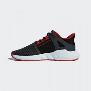 """Hombre adidas EQT Support 93/17 Yuanxio """"Carbon"""" DB2571"""