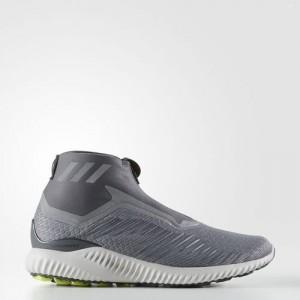 Adidas Alphabounce 5.8 Zip Color Grises / Grises / Grises Zapatillas BW1385