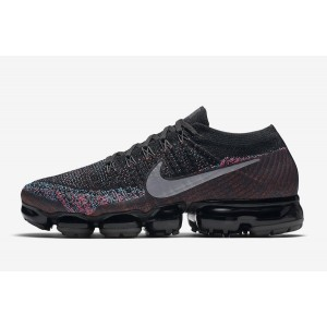Nike Air Vaper Max Fly Knit Negras Hyper Punch 849558-015