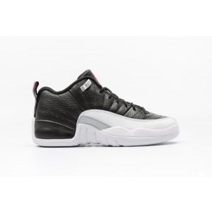 Air Jordan 12 Retro Low GS Mujer Negras 308305-004