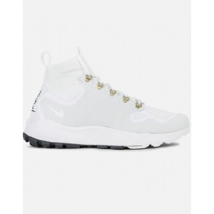 Nike Zoom Talaria Mid Flyknit Hombre Blancas 856957-100