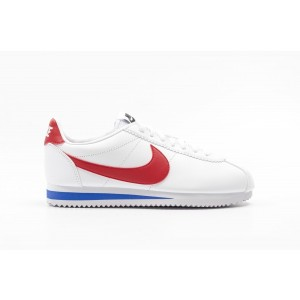 Nike Mujer Classic Cortez Leather Mujer Blancas 807471-103