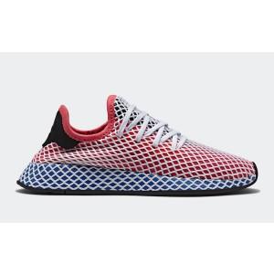 adidas Deerupt Rojas Azules CQ2624