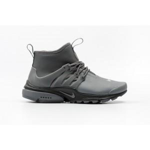 Nike Mujer Air Presto Mid Utility Grises 859527-001
