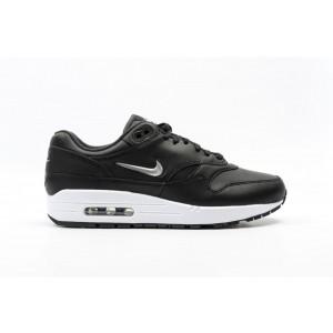 Nike AIR MAX 1 Jewel Hombre Negras 918354-001