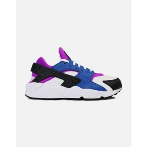 Nike Air Huarache Run Print Hombre Azules 318429-415