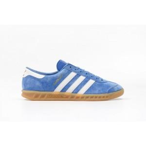 Adidas Hamburg Hombre Azules S76697
