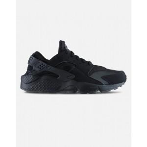 Nike Air Huarache Hombre Negras 318429-003