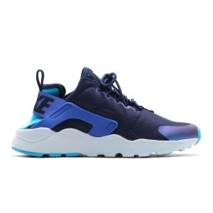 Nike Mujer Air Huarache Run UItra RS Azules/Azules/Azules AA0520-400