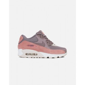 Nike Mujer AIR MAX 90 Mujer Grises 325213-611