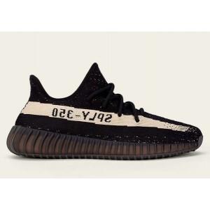 Adidas Yeezy 350 Boost V2 Negras/Blancas BY1604