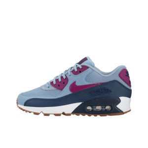 Nike Mujer AIR MAX 90 Essential Azules 616730-403