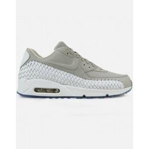 Nike AIR MAX 90 Woven Hombre Blancas 833129-005