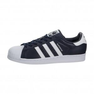 adidas Originals Superstar Hombre Azules Blancas Bb2239