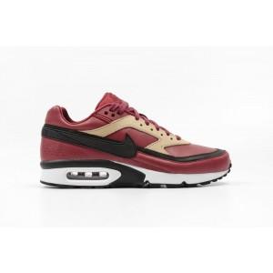 Nike AIR MAX BW Premium Hombre Rojas 819523-600