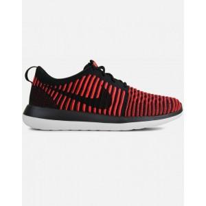 Nike Roshe Two Flyknit Hombre Negras 844833-006