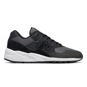 New Balance Hombre MRT580JB 580 Re-Engineered Woven Negras with Blancas