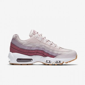 Nike Air Max 95 Mujer Barley Rose Hot Punch 307960-603