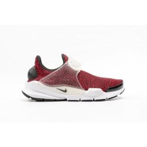 Nike Sock Dart QS Hombre Rojas 942198-600