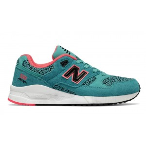 New Balance Mujer W530KIB 530 Kinetic Imagination Aquarius with Guava
