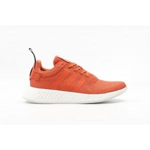Adidas NMD R2 PK Mujer Orange BY9915