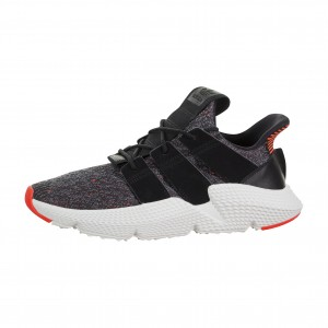 adidas Prophere Primeknit Hombre Corriendo Zapatilla Negras CQ3022