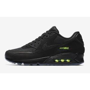 """Nike Air Max 90 """"Negras/Amarillas"""" AQ6101-001"""
