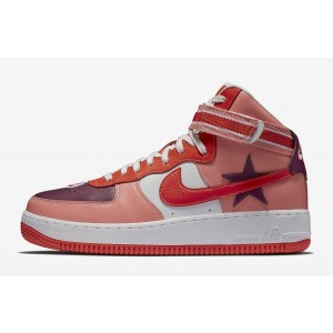 Nike Air Force 1 High RT Riccardo Tisci All Star Rosas AQ3366-601
