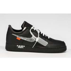 "Nike Air Force 1 '07 Virgil x MoMa ""Off-White"" AV5210-001"