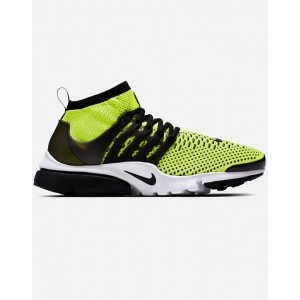 Nike Air Presto Flyknit Ultra Hombre Negras 835570-701