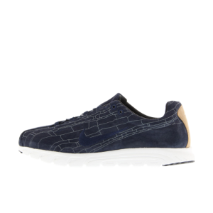 Nike Mayfly Leather Premium Hombre Azules 816548-400