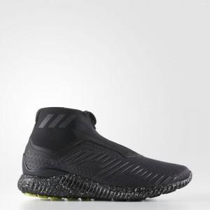 Adidas Alphabounce 5.8 Zip Color Core Negras / Utility Negras / Running Blancas Zapatillas BW1386