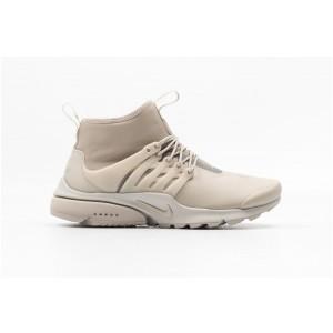 Nike Mujer Air Presto Mid Utility Blancas 859527-200